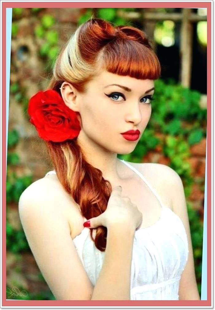 81 Hairstyles For The 50s Era