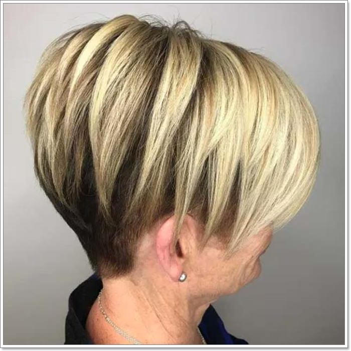 Edgy Hairstyles For Over 60