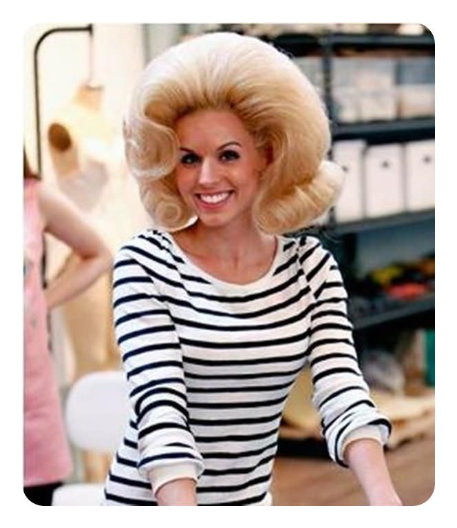 Beehive Hairstyles For Wedding: Vintage-Loving Girls! Here Are 71 Beehive Hairstyles You