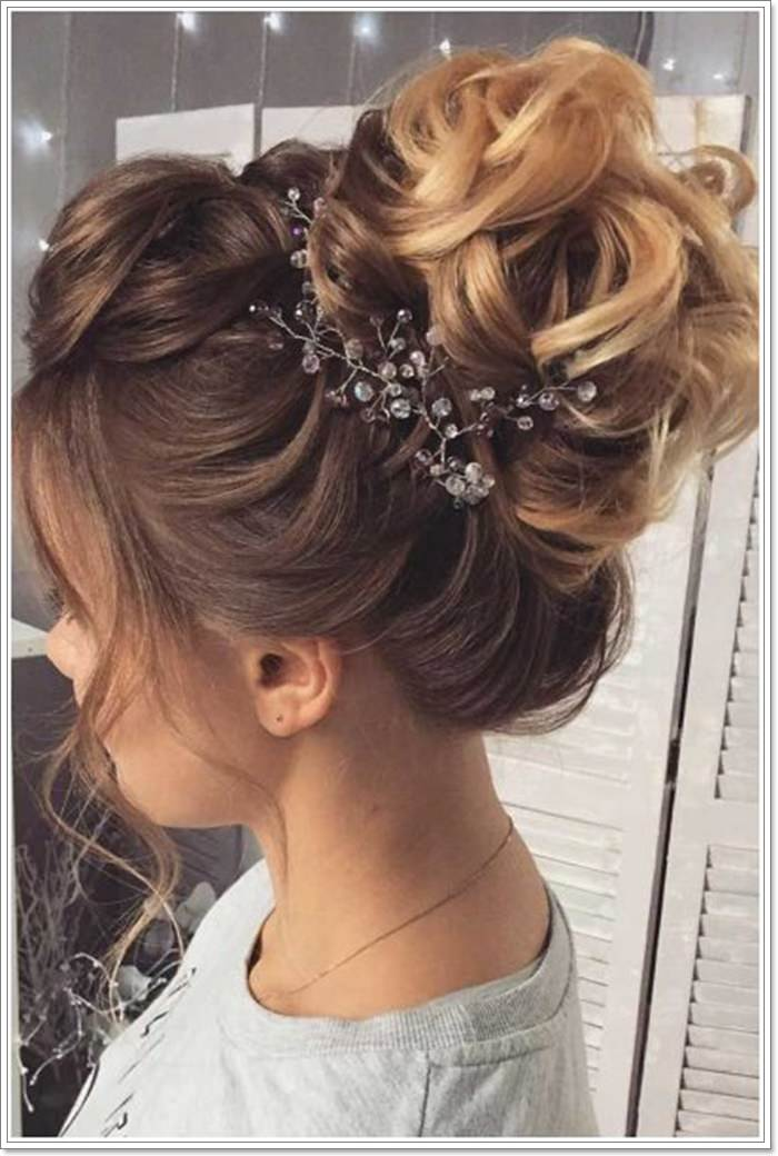 101 amazing updos for short hair