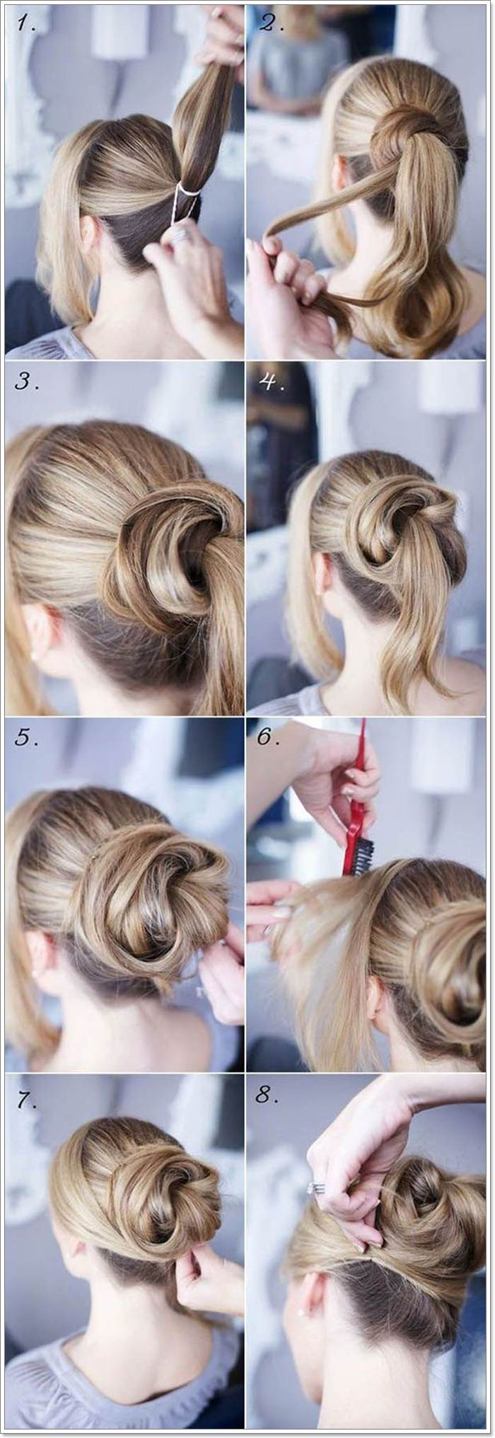 12 Quick And Easy Hairstyles For Your Hair