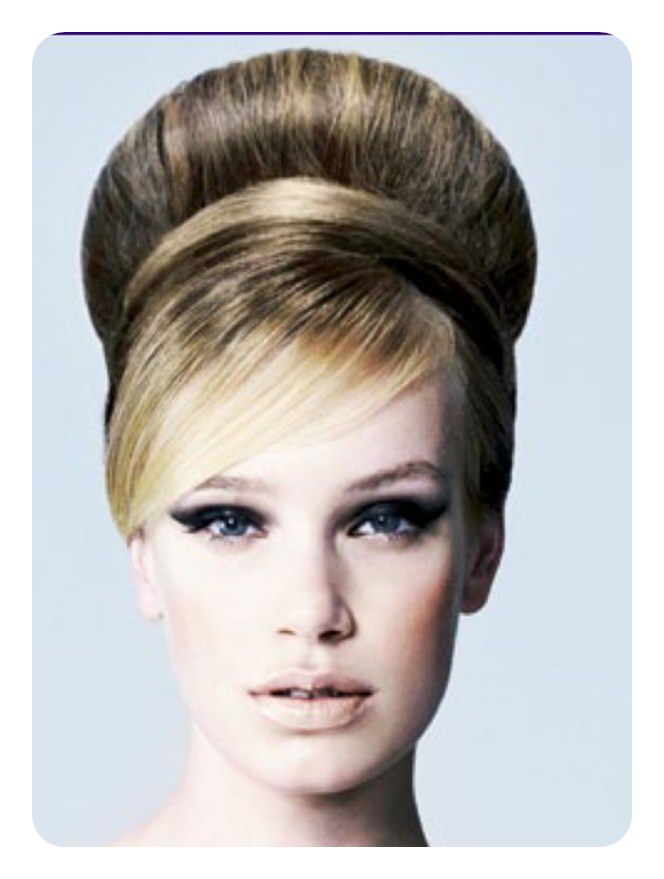 Vintage Loving Girls Here Are 71 Beehive Hairstyles You Can Wear To