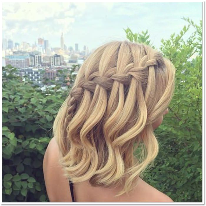 Beautiful Hairstyles For Short Hair 70