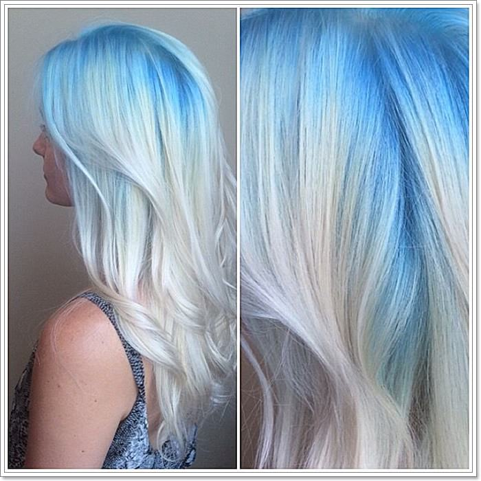 81 White Hair Ideas That Can Give You A Fairy Like Appeal