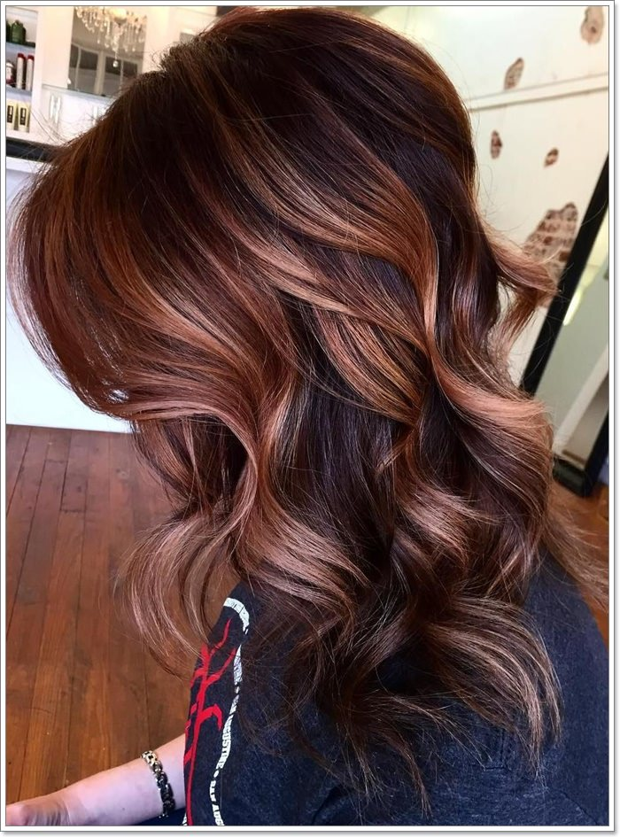 chestnut hair color with caramel highlights 108 caramel highlights that ll blow your mind 2020