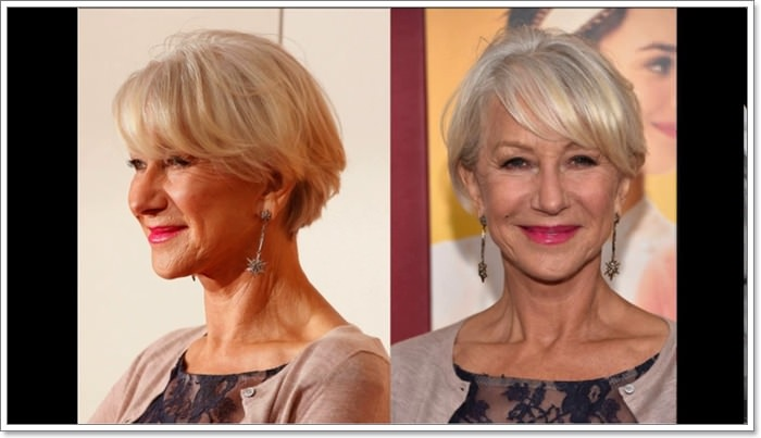 75 Amazing Hairstyles For Women Over 60