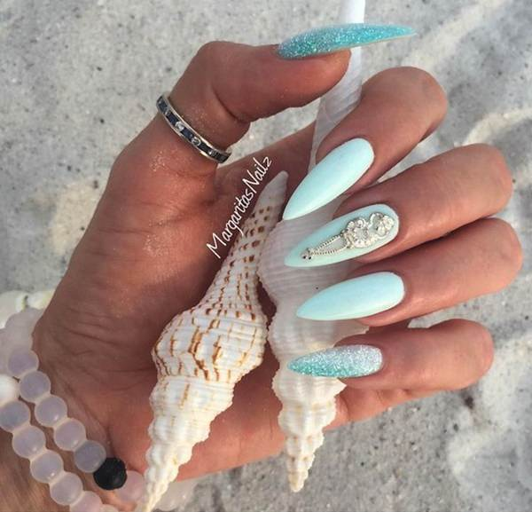 101 Incredibly Daring Stiletto Nails Perfect For Special Events Or Even On Regular Days