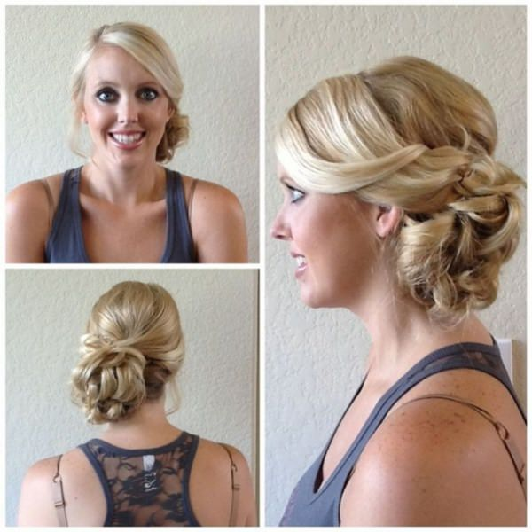 101 Stunning Side Bun Hairstyles For All Special Occasions