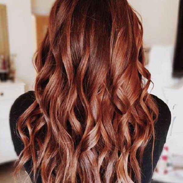 100 Red Brown Hair Ideas to Match the Beginning of Fall