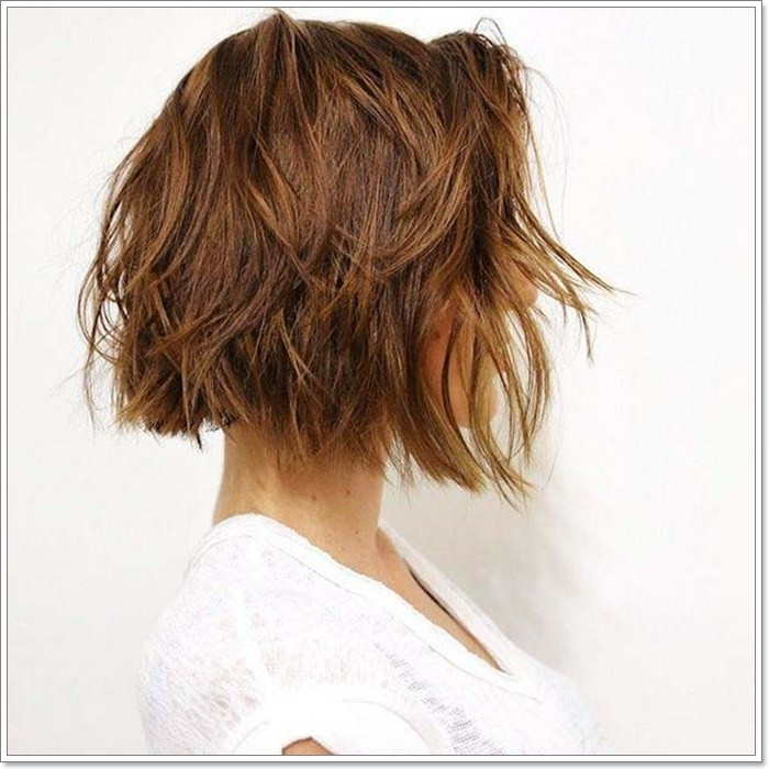 113 Trendiest Short Layered Hair For The Summers