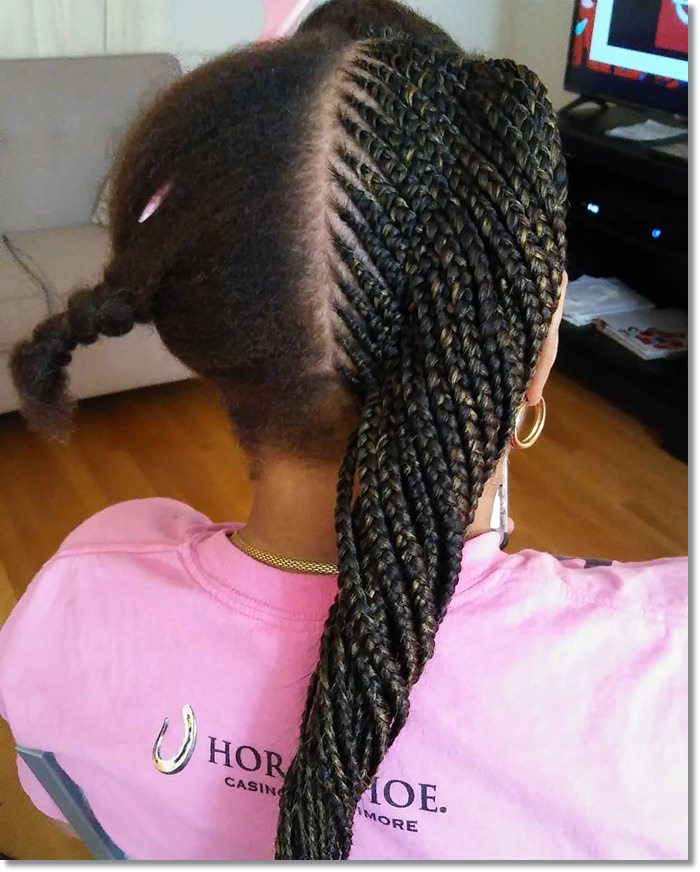 89 Lovely Tree Braids To Get Impressed By In 2020 34040919 tree braids