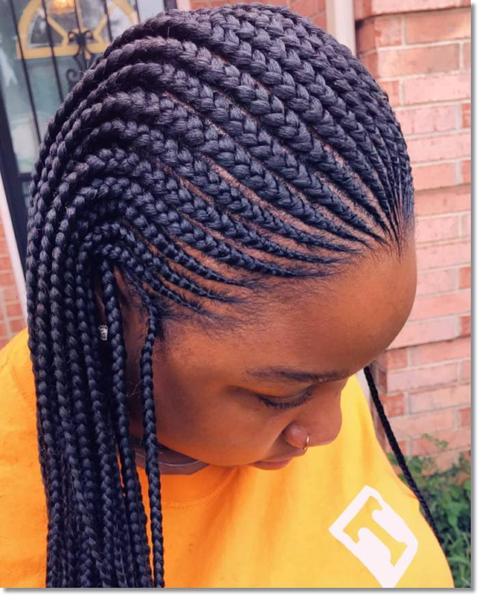 89 Lovely Tree Braids To Get Impressed By In 2020 37040919 tree braids