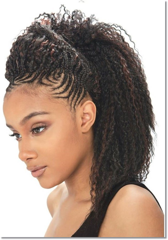 89 Lovely Tree Braids To Get Impressed By In 2020 4040919 tree braids