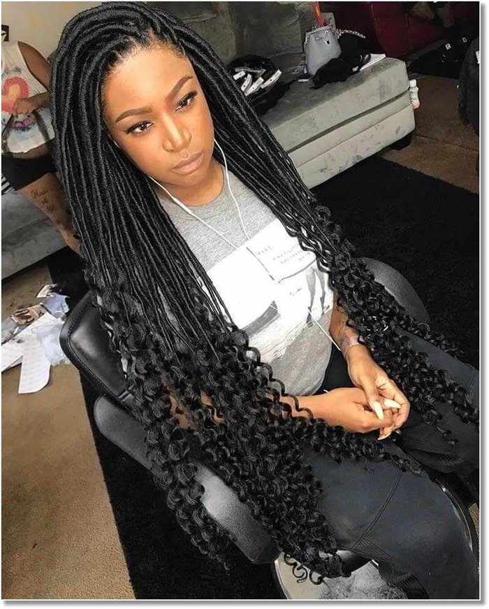89 Lovely Tree Braids To Get Impressed By In 2020 42040919 tree braids