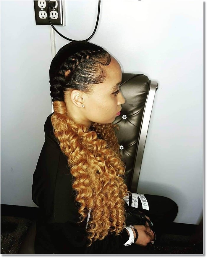 89 Lovely Tree Braids To Get Impressed By In 2020 46040919 tree braids