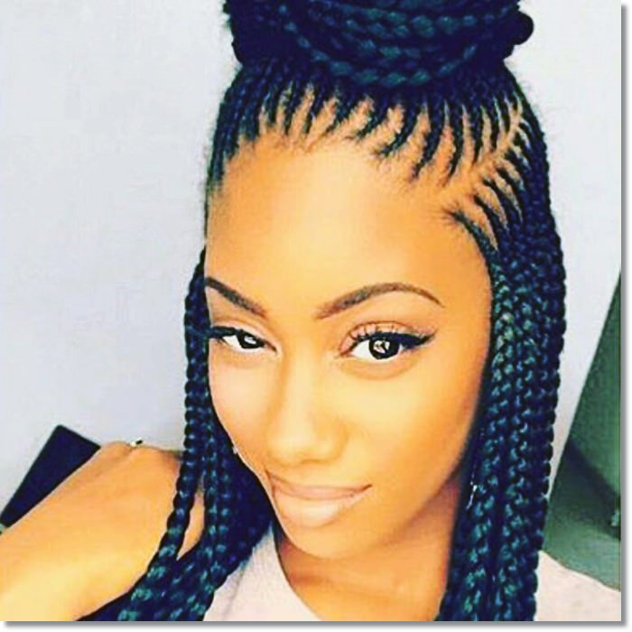 89 Lovely Tree Braids To Get Impressed By In 2020 78040919 tree braids